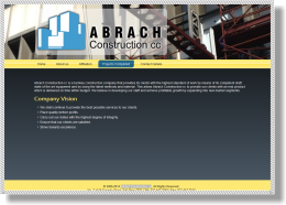 Abrach Construction cc