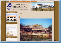 Stephen Bursey Thatching